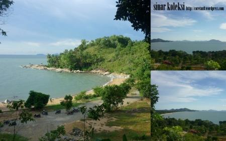 tempat wisata singkawang disinka island